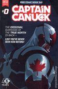 Captain Canuck (2015 Chapter House Comics) FCBD 0