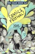 Comics Festival (2015 Beguiling Books) FCBD 2015