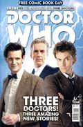 Doctor Who (2015 Titan Comics) FCBD 2015