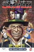 Grimm Fairy Tales Presents Wonderland (2015 Zenescope) FCBD 2015