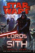 Star Wars Lords of the Sith HC (2015 LucasBooks Novel) 1-1ST