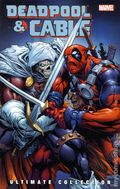 Deadpool and Cable TPB (2010 Marvel) Ultimate Collection 3-REP