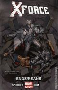 X-Force TPB (2014-2015 Marvel NOW) 3-1ST