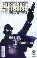 Steampunk Sherlock Case Files Beauty and The Bohemian (2015) 1