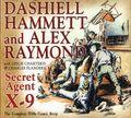 Secret Agent X-9 HC (2015 IDW) The Complete 1930s Comic Strip 1-1ST