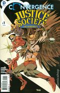 Convergence Justice Society of America (2015 DC) 1A