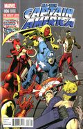 All New Captain America (2014 Marvel) 6B