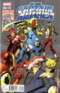 All New Captain America (2014 Marvel) 6B