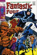Fantastic Four Omnibus HC (2005-2015 Marvel) By Stan Lee and Jack Kirby 1st Edition 3B-1ST