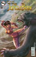 Grimm Fairy Tales Jungle Book Fall of the Wild (2014 Zenescope) 5B