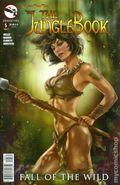 Grimm Fairy Tales Jungle Book Fall of the Wild (2014 Zenescope) 5C