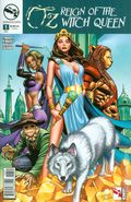 Oz Reign of the Witch Queen (2015 Zenescope) 1A