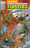 Teenage Mutant Ninja Turtles New Animated Adventures (2013 IDW) 22