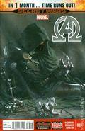 New Avengers (2013 3rd Series) 33A
