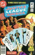 Justice League of America (1960 1st Series) Mark Jewelers 203MJ
