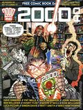 2000 AD (2014 Rebellion) Free Comic Book Day 2015