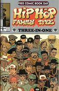 Hip Hop Family Tree Three-in-One (2015 Fantagraphics) FCBD 0