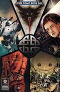 Legendary Comics Sampler (2105 Legendary) FCBD 2015
