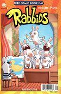 Rabbids (2015 Papercutz) FCBD 0