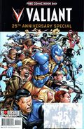 Valiant 25th Anniversary Special (2015 Valiant) FCBD 1