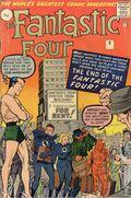 Fantastic Four (1961 1st Series) UK Edition 9UK