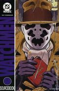 DC Heroes Watchmen Sourcebook SC (1990 Mayfair) Role-Playing Game 1-1ST
