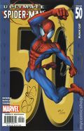 Ultimate Spider-Man (2000) 50DF.SIGNED