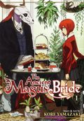 Ancient Magus' Bride GN (2015 Seven Seas Digest) 1-1ST
