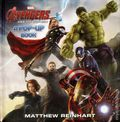Marvel Avengers Age of Ultron HC (2015 LBC) A Pop-Up Book 1-1ST