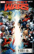 Secret Wars (2015 3rd Series) 1B