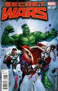 Secret Wars (2015 3rd Series) 1C