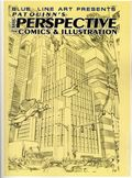 Basic Perspective for Comics and Illustration SC (2003 Blue Line Art) By Pat Quinn 1-1ST