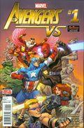 Avengers vs. (2015) 1A