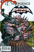 Convergence Batman and Robin (2015 DC) 2A