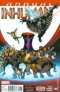 Inhuman (2014 Marvel) Annual 1A