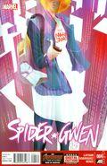 Spider-Gwen (2015 1st Series) 4A