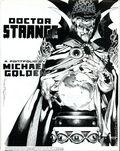 Doctor Strange A Portfolio by Michael Golden (1983) SET-01SIGNED