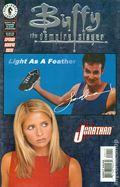 Buffy the Vampire Slayer Jonathan (2001) 1B.DF.SILVER.N