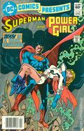 DC Comics Presents (1978 DC) Mark Jewelers 56MJ