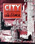 City A Narrative Portfolio by Will Eisner (1980 Hollybrook Graphics) 1