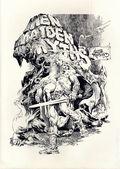 Men Maiden and Myths Portfolio (1979 Schanes and Schanes) Nestor Redondo 1