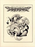 Dragon Slayers Portfolio (1979 Schanes and Schanes) William Stout 1