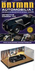 Batman Automobilia: The Definitive Collection of Batman Vehicles (2013- Eaglemoss) Figurine and Magazine #57