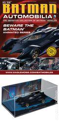 Batman Automobilia: The Definitive Collection of Batman Vehicles (2013- Eaglemoss) Figurine and Magazine #58