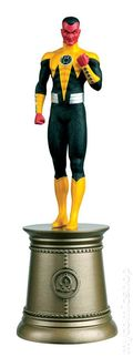 DC Chess Collection (2012- Eaglemoss) Figure and Magazine #083