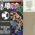 Batman (1940) 497D.CAS.SIGNED