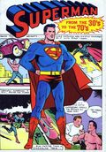 Superman from the 30's to the 70's HC (1971 Bonanza/Crown) 1B-1ST