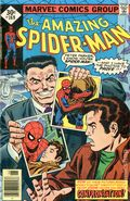 Amazing Spider-Man (1963 1st Series) Whitman Variants 169