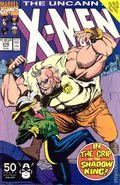 Uncanny X-Men (1963 1st Series) Mark Jewelers 278MJ