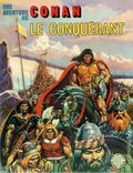 Adventures of Conan GN (1976-1977 Transworld Feature Syndicate) Une Aventure De Conan [French Edition] 4-1ST
